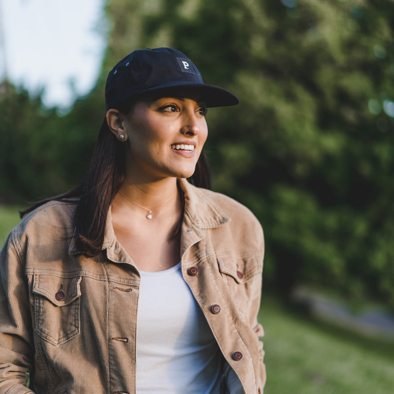 Black WetDry Hat - Portland Gear