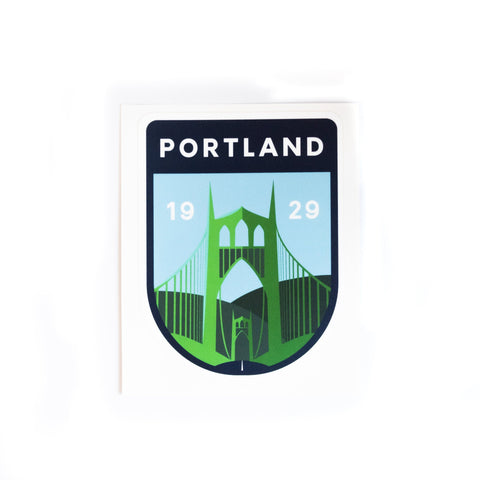 St. John's Sticker - Portland Gear