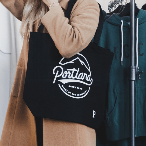 Heart of Northwest Tote - Portland Gear