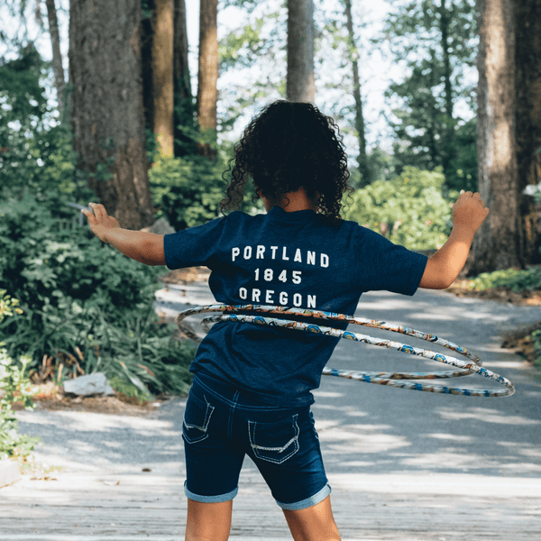 Youth P Tee - Portland Gear