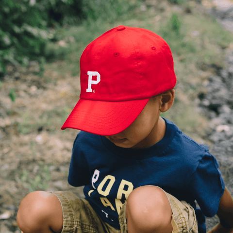 Youth P Cap - Portland Gear