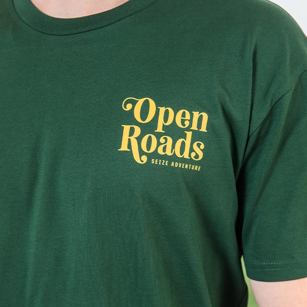 Open Roads Tee - Portland Gear