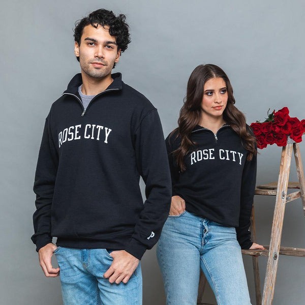 """City"" Quarter Zip"