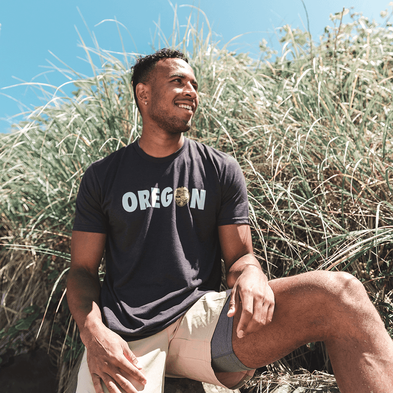 Oregon Stated Tee - Portland Gear