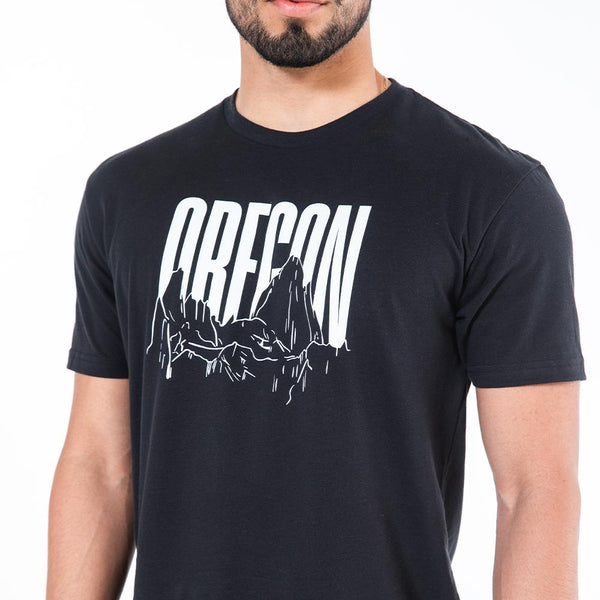 Oregon Rock Tee - Portland Gear