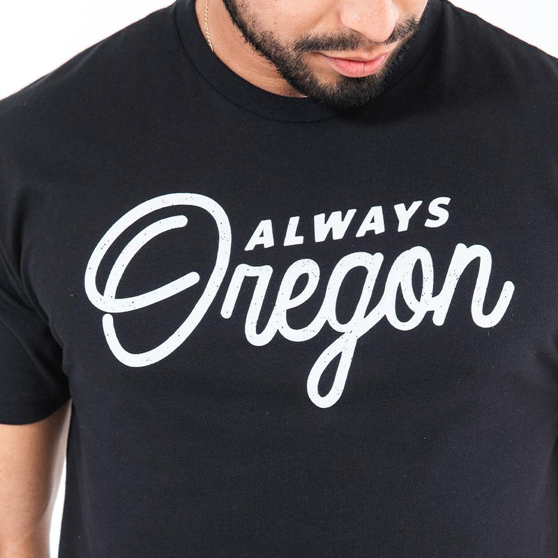 Always Oregon Tee - Portland Gear