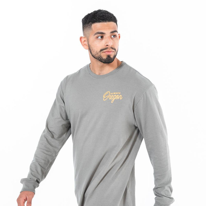 Always Oregon Long Sleeve - Portland Gear