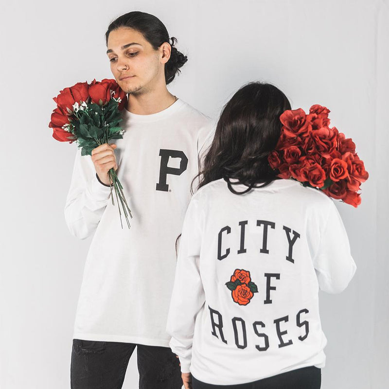 White City of Roses Long Sleeve