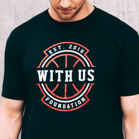 With Us Foundation Tees - Portland Gear