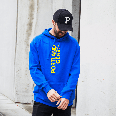 Royal Registered Hoodie - Portland Gear