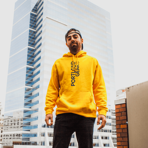 Gold Registered Hoodie - Portland Gear