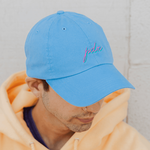 Neon Nights Dad Hat - Portland Gear