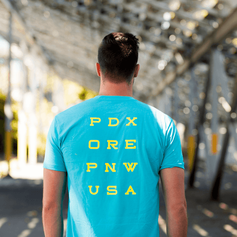 Weekend Warrior Tee - Portland Gear