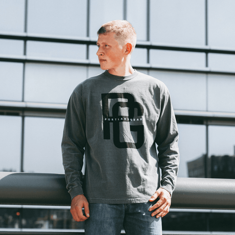Stated Long Sleeve - Portland Gear