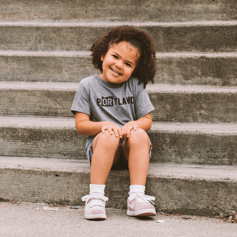 Toddler Rise Tee - Portland Gear
