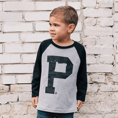 Youth Baseball Tee - Portland Gear