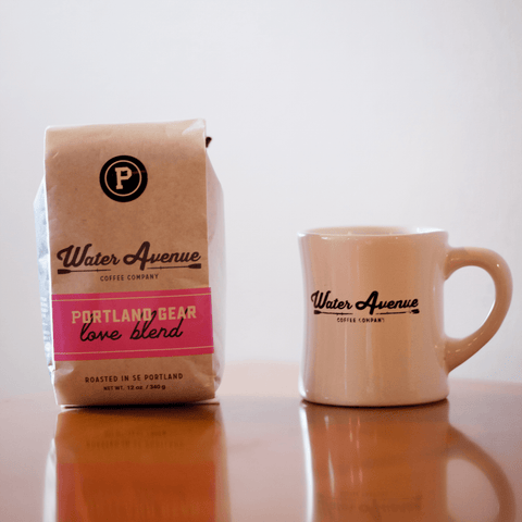 Love Blend - Portland Gear Coffee x Water Ave