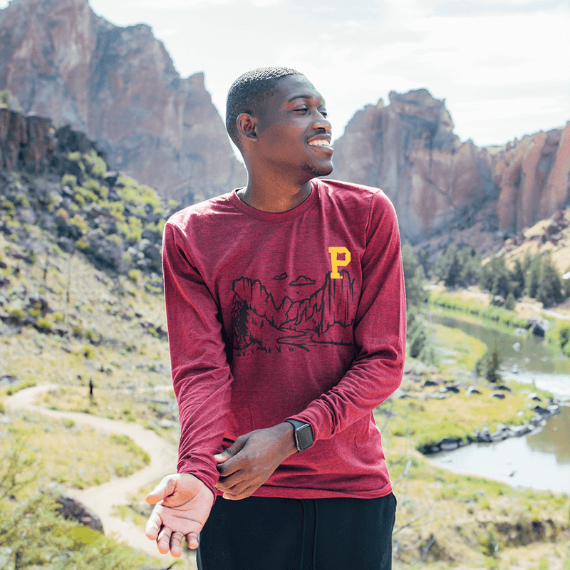 Smith Rock Long Sleeve - Portland Gear