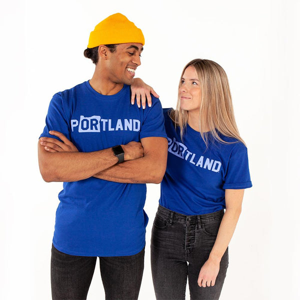 Royal Icon Tee - Portland Gear