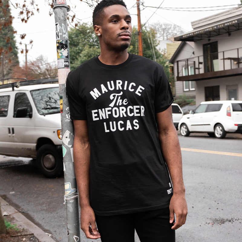 The Enforcer Tee
