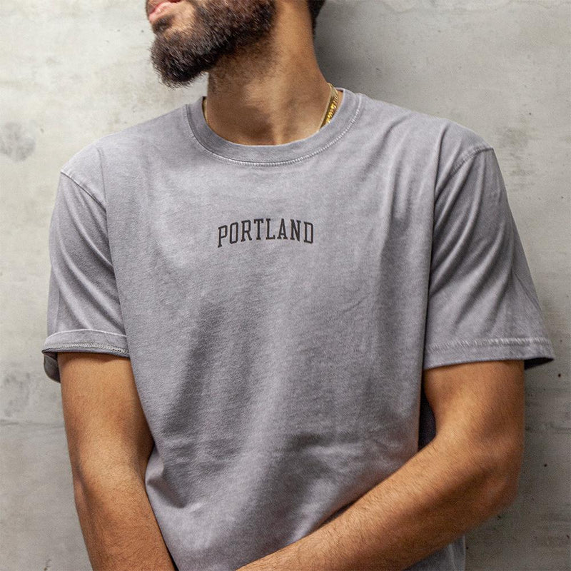 Acid Wash Tee - Portland Gear
