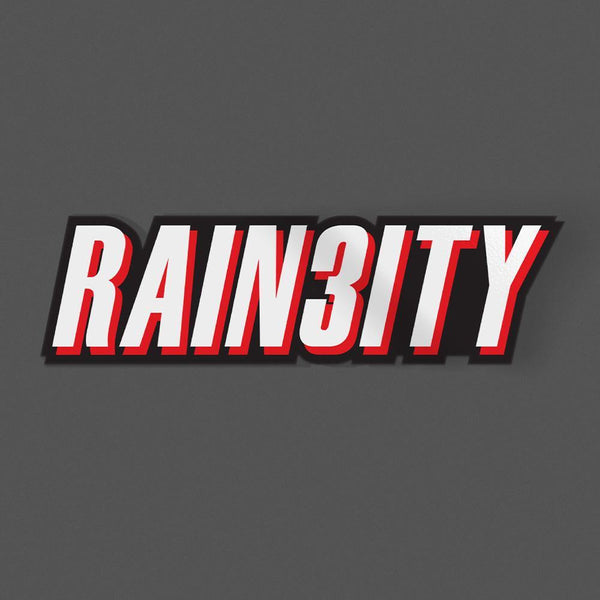 Rain3ity Sticker - Portland Gear