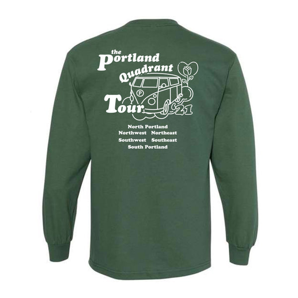 Quadrant Long Sleeve