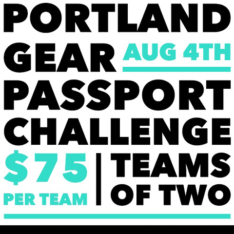 Passport Challenge Team Registration! - Portland Gear
