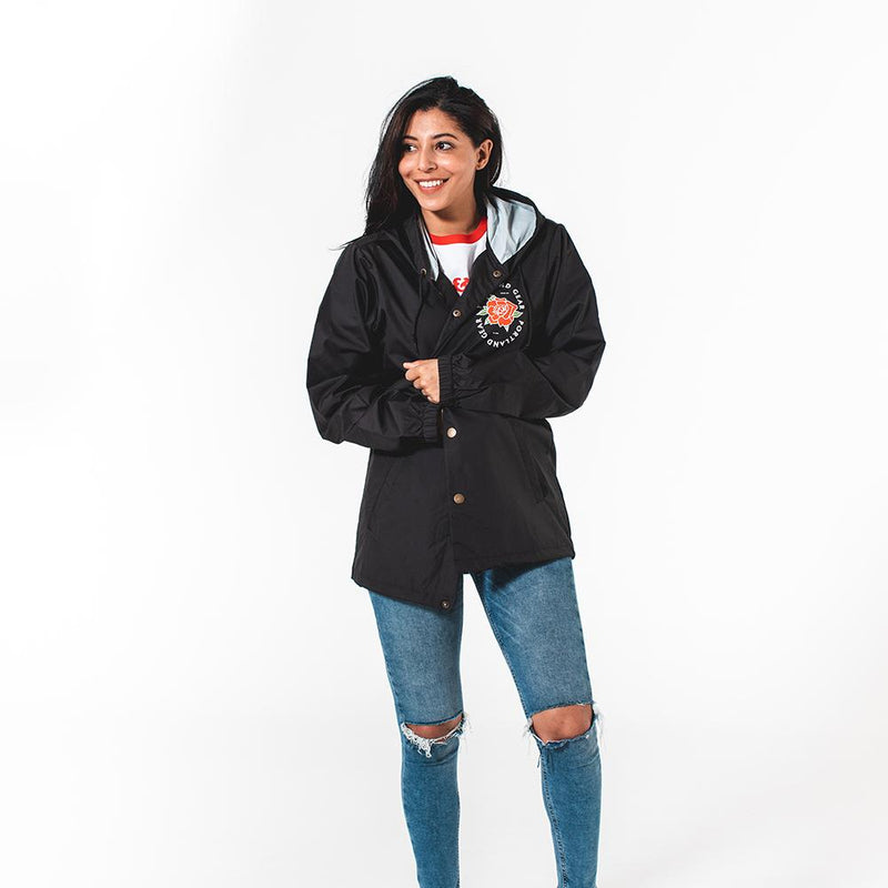 Ring Around the Roses Jacket - Portland Gear