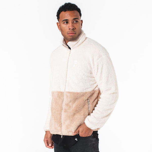 Two Tone Sherpa Lounger - Portland Gear
