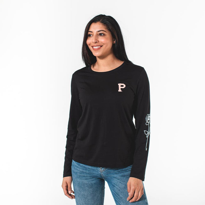 Women's Rose Line Long Sleeve