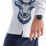 Stag Long Sleeve