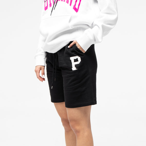 """P"" Sweat Shorts"