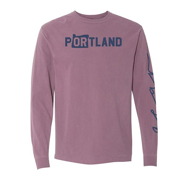 Berry Rise Long Sleeve