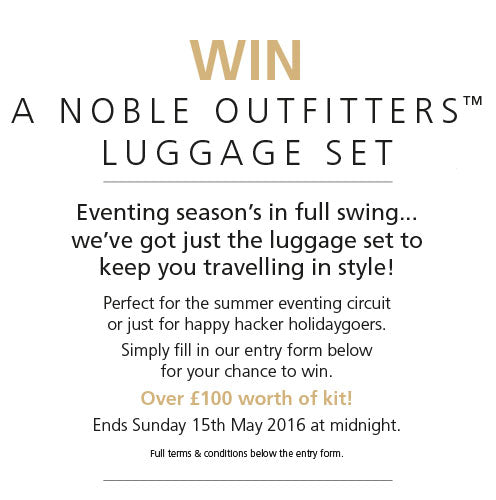 Noble Outfitters Luggage Set