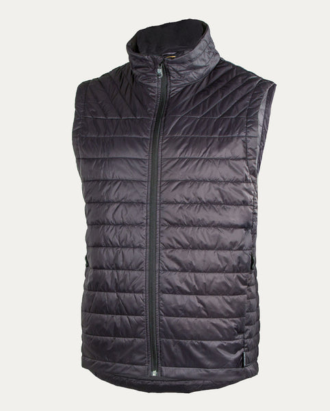 Showdown Insulated Vest in Black
