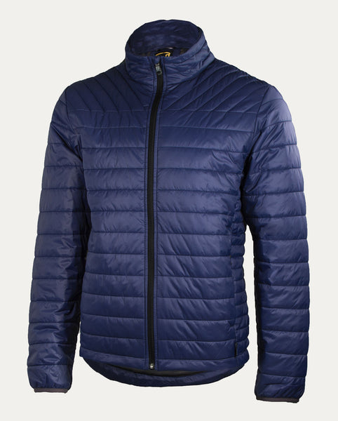 Showdown Insulated Jacket in Dark Navy