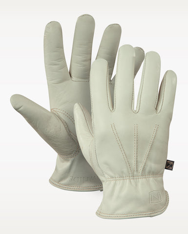 Cheyenne Cowhide Glove in Cream