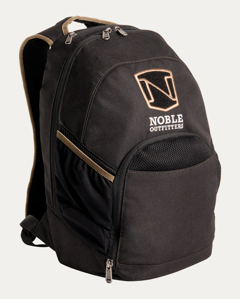 Horseplay Backpack in Black