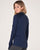 Lauren 1/4 Zip Mock in Navy