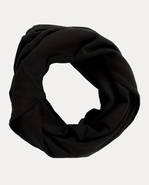 Limitless Head Scarf in Black