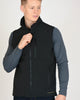 Men's All Around Vest in Black