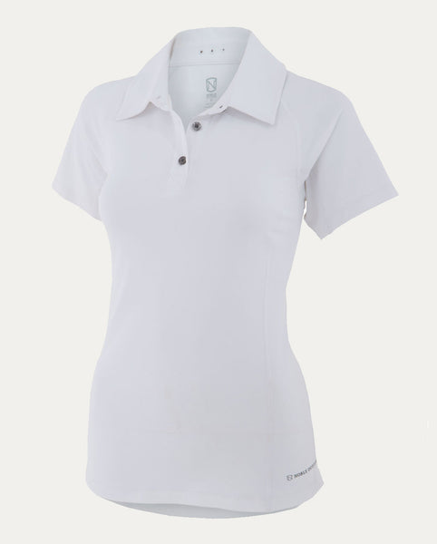 Miley Polo in White