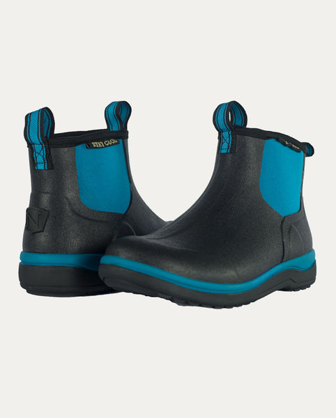 "Women's MUDS Stay Cool 6"" in Deep Turquoise"