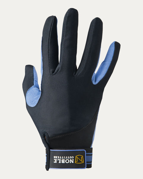 Perfect Fit Glove in Periwinkle/Black