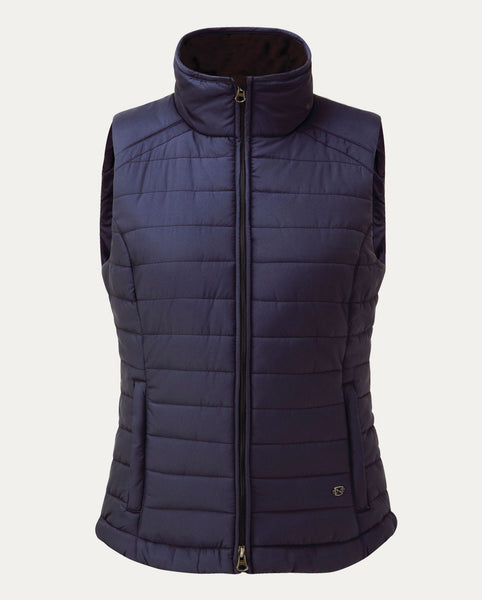 Radius Vest in Navy