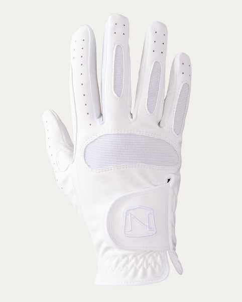 Ready To Ride Glove in White