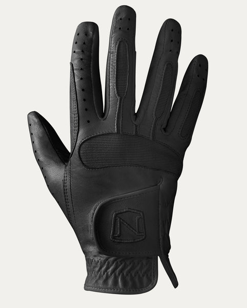 Show Ready Leather Glove in Black