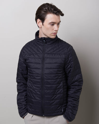 Showdown Insulated Jacket in Black