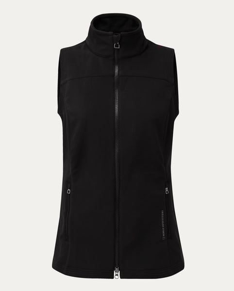 Women's All Around Vest in Black